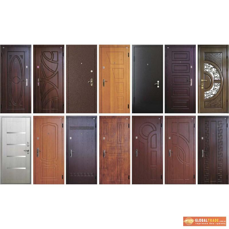металлическая шумоизоляционная шпонированная входная дверь