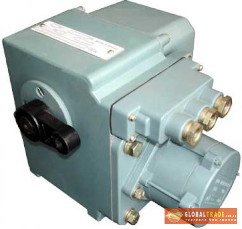 Электропривод МЭО-100/25-0,25И
