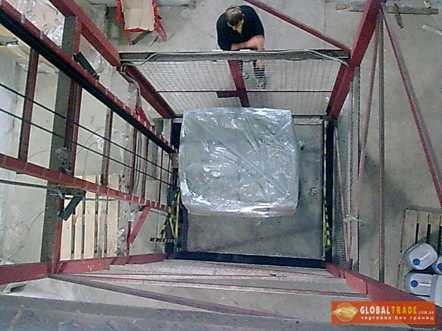 """Продам: грузовые подъемники от ЧП """"Медиа Лифтинг Компани"""" - Globaltrade"""
