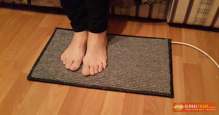 Коврик для обуви своими руками 22