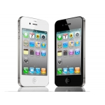 Iphone 4G Black/Whit