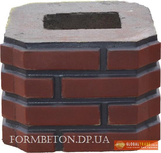 Форма для наборного столба