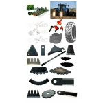 Запчасти John Deere, Buhler, New Holland, Fendt, Case, Deutz-Fahr, Claas, Massey Fergusson