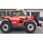 Погрузчик Manitou MT 732 Turbo, 2008 год выпуска