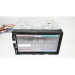 "2din Pioneer PI-803 7"" экран GPS-Mp3 -Dvd-Tv/Fm -тюнер+8Гб карта"