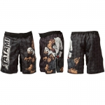 Шорты Tatami Thinker Monkey Shorts для грэпплинга (джиу джитсу), ММА.650гр.