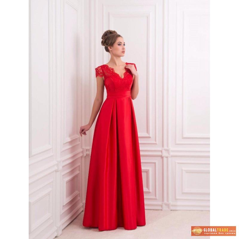Красивые вечерние платья купить недорого — Globaltrade 5ae8439f4bc