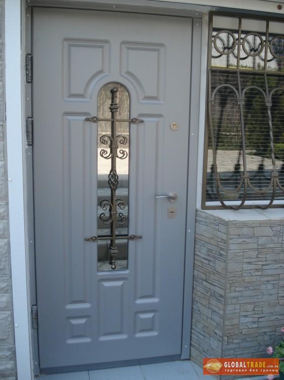 металлические уличные двери купить входные